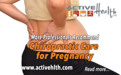 More Physicians Recommend Chiropractic Care for Pregnancy