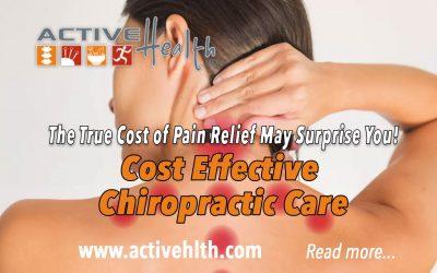 Cost Effective Chiropractic Care in Park Ridge