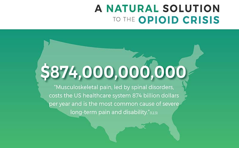 Two Recent Studies Just Concluded That Chiropractic Patients Report Lower Opioid Use