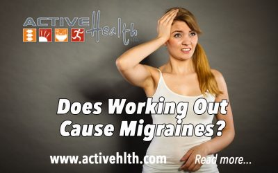 Migraine Pain and Cardiovascular Exercise