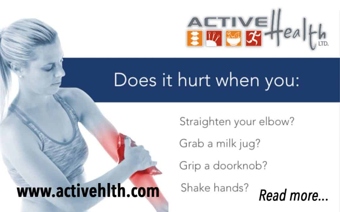 Can You Skip the Surgery for Tennis Elbow?