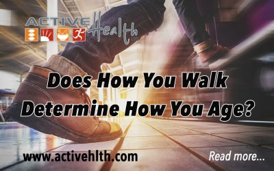 Does Your Walking Speed Predict How Fast Your Body is Aging?
