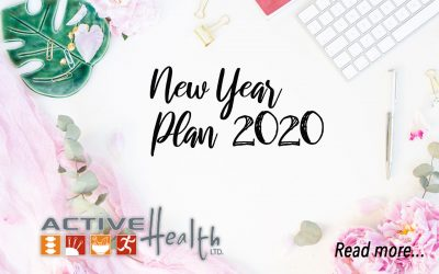 Did you make resolutions for the New Year?