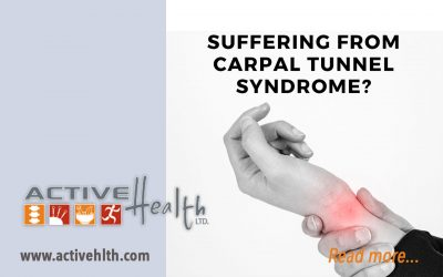 Suffering from Carpal Tunnel Syndrome? Conservative Care Can Help! ✋
