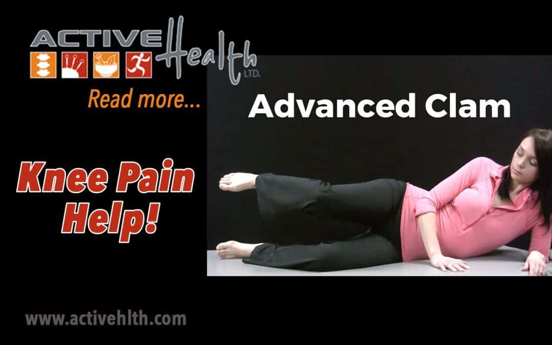 Experiencing Knee Pain? It could be due to your glutes! ?