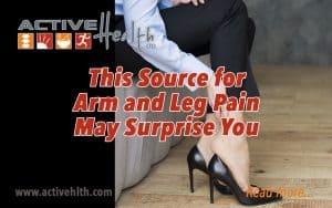 source for arm leg pain