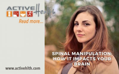 A New Study Looked At The Impact That Spinal Manipulation Has On The Brain. Here's What It Found: 👇