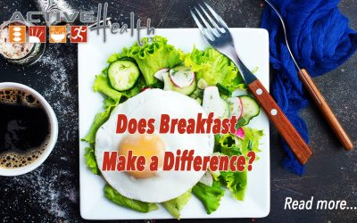 Breakfast is the most important meal of the day… or is it? ?
