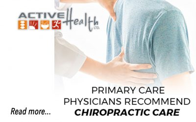 Chiropractic Spinal Manipulation is the Most Recommended Complementary Health Care
