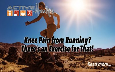 Knee Pain from Running?