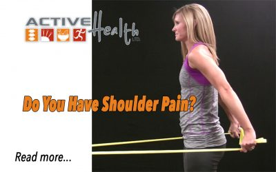 Is your shoulder pain actually a rotator cuff injury?
