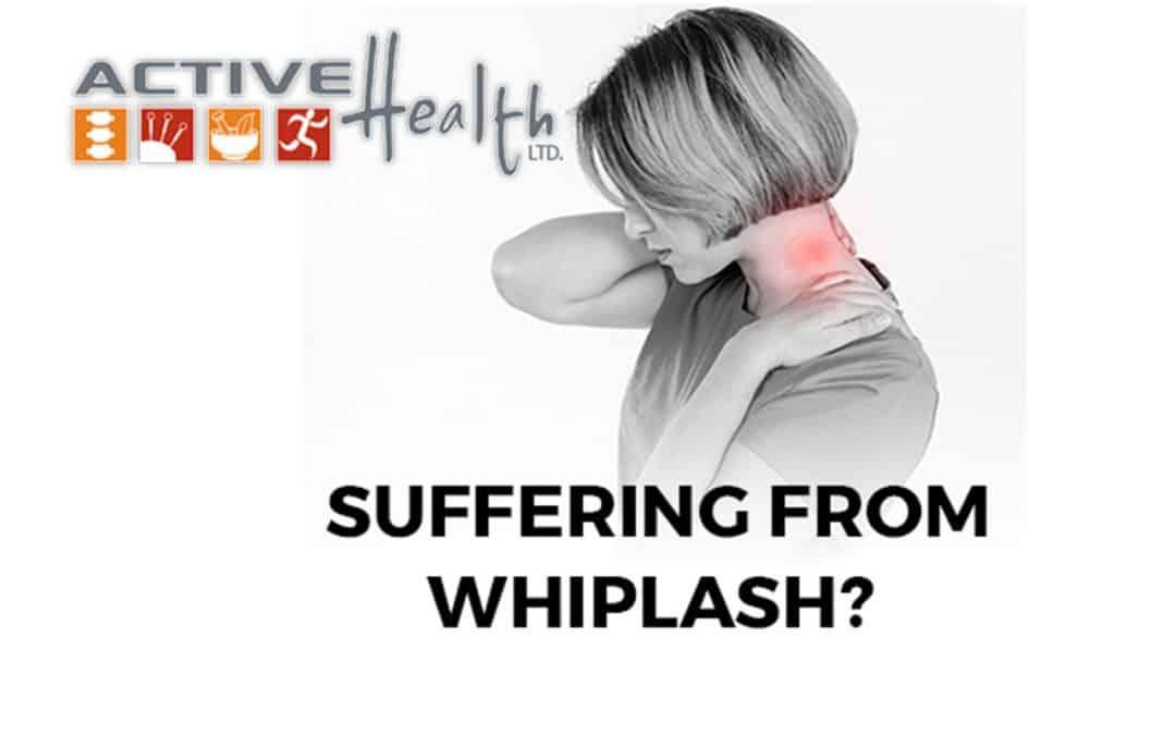 Whiplash Injury