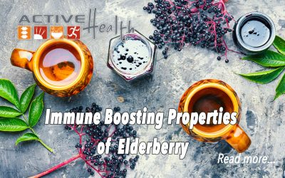 Elderberry to Boost Immunity