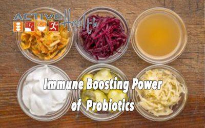 Probiotics to Boost Immunity