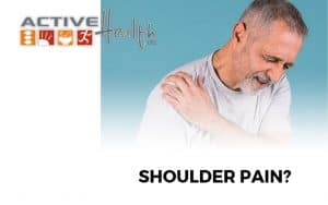 shoulder pain relief