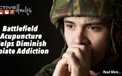 Studies Show Effectiveness of Battlefield Acupuncture (BFA)
