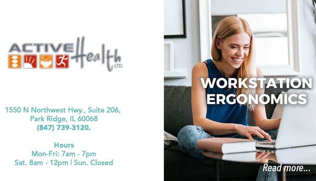 Still Working From Home? Home Workstation Ergonomics