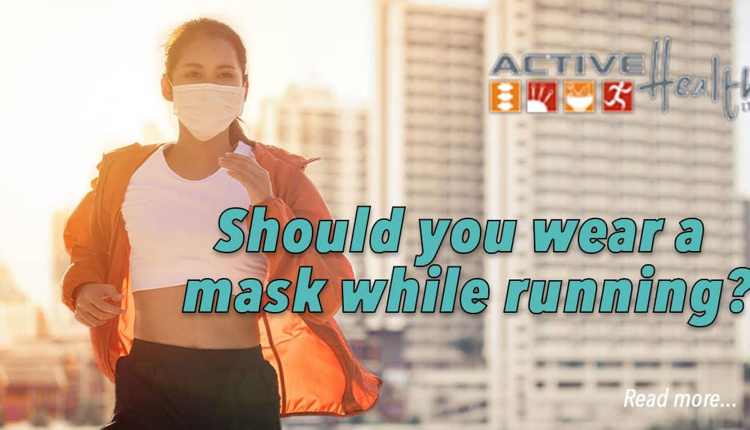 Should You Wear A Mask While Running Outside?