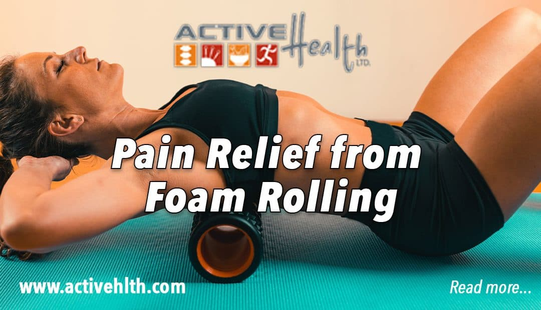 Increase Your Range of Motion with Foam Roller Exercises