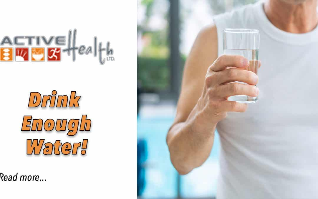 Migraines? Are You Drinking Enough Water? 💦