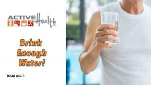 water for migraines