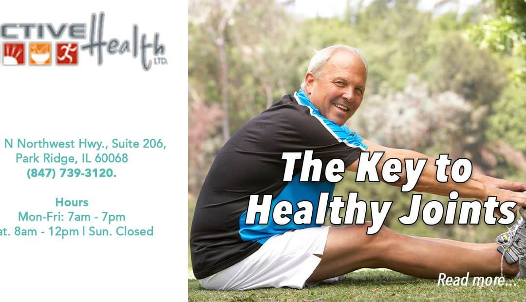 Keep Joints Healthy with These 7 Tips