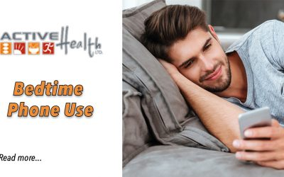 Phone Use Before Bed? Put It Away to Improve Sleep Quality