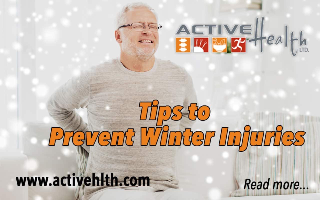 prevent winter injuries