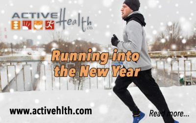 Running into the New Year 💪 Prevent Joint Sprains