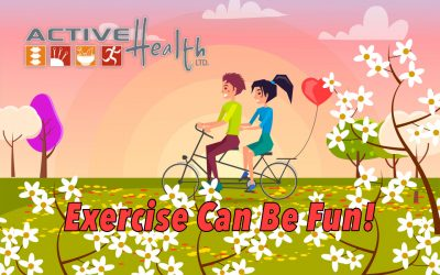 Exercise Can Be Fun!