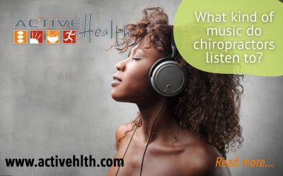 What kind of music do chiropractors listen to? Hip pop!