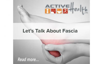Let's Talk About Fascia…