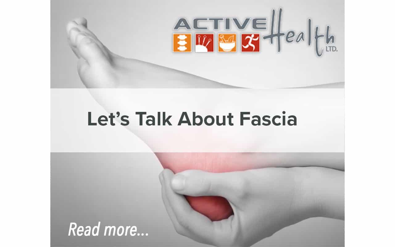 talk fascia