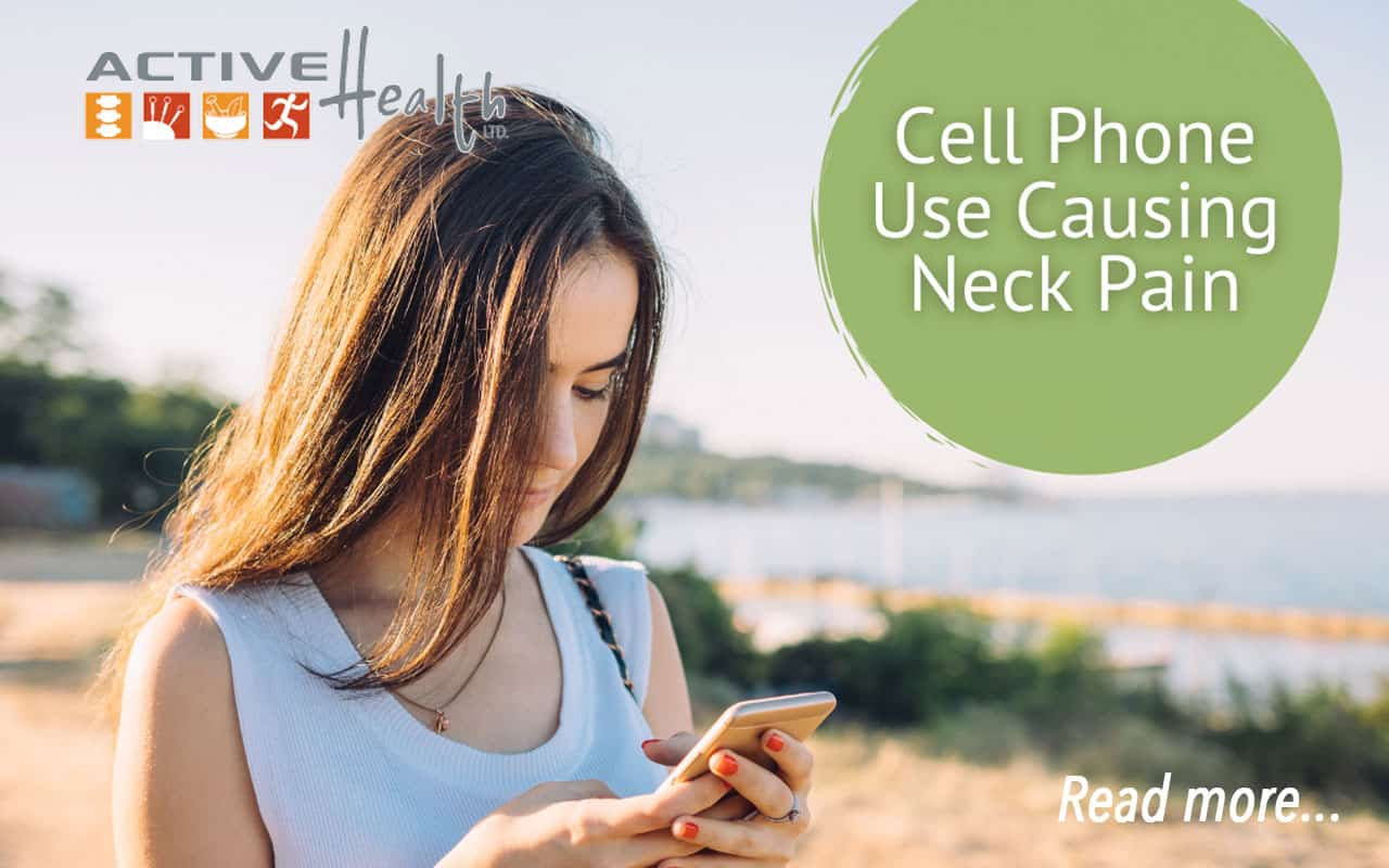 cell phone back pain