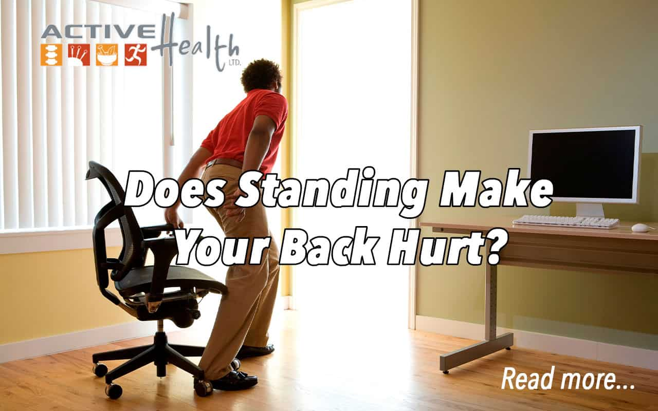 standing pain