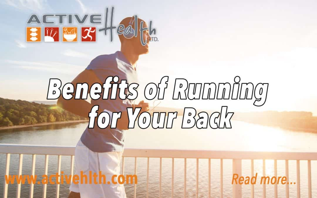Benefits of Running for Your Back 🏃