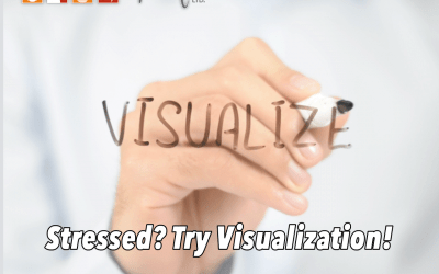 Stressed? Try Visualization!