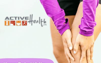 Knee Pain While Running?